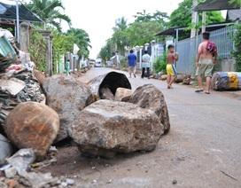 Người dân tìm cách ngăn dòng xe lũ lượt né trạm BOT