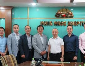 Bệnh viện Hồng Ngọc hợp tác đào tạo bác sĩ với Bệnh viện Kyungpook Hàn Quốc