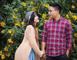 Chia tay 4 năm, cặp đôi tái hợp với bộ ảnh ngọt ngào