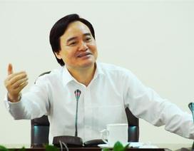 Bộ trưởng Phùng Xuân Nhạ: Tiếp thu đầy đủ ý kiến góp ý cho dự thảo  chương trình GDPT  tổng thể
