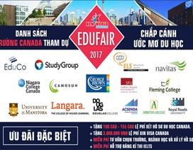 """Triển lãm du học Canada – Chuyên đề """"Chọn ngành học được thực tập và trong danh sách định cư theo Visa CES"""""""