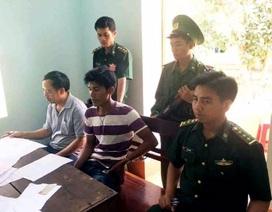 Bắt đối tượng người Campuchia vận chuyển ma túy vào Việt Nam