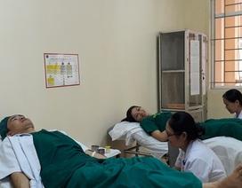 5 y bác sĩ hiến máu cứu sản phụ nguy kịch