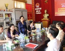 Chủ tịch Hội Khuyến học Việt Nam tri ân các anh hùng, liệt sĩ tại Quảng Trị