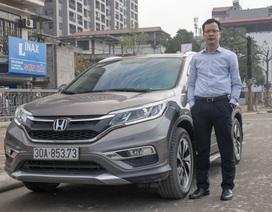 Người dùng nói gì về Honda CR-V?