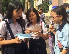 TPHCM: Tuyển sinh lớp 10 căng hơn tuyển vào đại học
