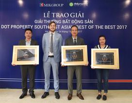 """Mövenpick Resort Waverly Phú Quốc đạt danh hiệu """"Dự án ven biển tốt nhất"""" Đông Nam Á 2017"""