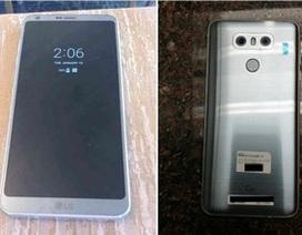 """Lộ ảnh thực tế rõ nét smartphone """"bom tấn"""" LG G6"""