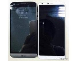 """Lộ ảnh thực tế smartphone LG G6 bên cạnh phiên bản """"tiền nhiệm"""" G5"""