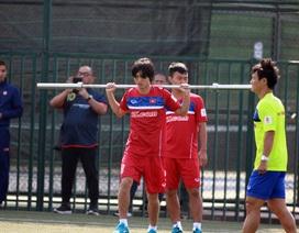 Nhồi thể lực cầu thủ U23 Việt Nam, HLV Park Hang Seo đi vào vết xe đổ?