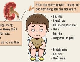 [Inforgraphics]: Nhận biết viêm họng do liên cầu khuẩn tan huyết nhóm A