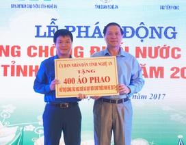Nghệ An: Phát động chương trình phòng chống đuối nước trẻ em