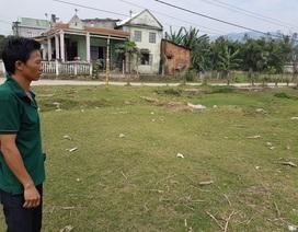 """Quảng Nam: Chờ đợi mỏi mòn nhưng chưa được cấp """"sổ đỏ"""" với lô đất đã mua"""