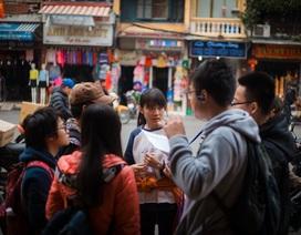 Theo chân bạn trẻ tìm hiểu lịch sử 36 phố phường Hà Nội