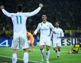 Dortmund 1-3 Real Madrid: C.Ronaldo, Bale chói sáng