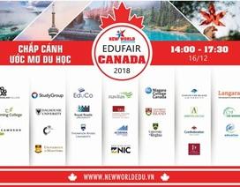 Canada Edufair – Du học Canada chính sách Visa CES, săn học bổng cùng cơ hội việc làm và định cư