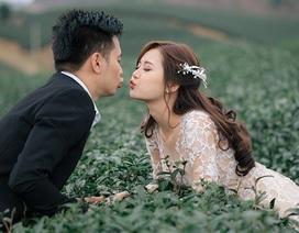 """""""Hot girl dân tộc"""" Thu Hương được cầu hôn ở… nghĩa địa"""