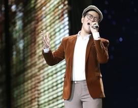 """Giọng ca 16 tuổi hát nhạc Trịnh """"gây sốt"""" vòng loại trực tiếp The Voice"""