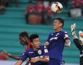 Chân sút nội lên tiếng tại V-League