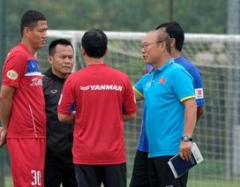 Công thức nào cho hàng tấn công của đội tuyển Việt Nam?
