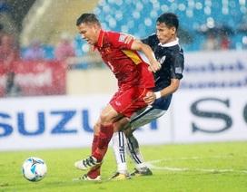 Anh Đức là chủ công của đội tuyển Việt Nam thời HLV Park Hang Seo?