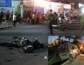 Vụ xe khách tông chết 2 trẻ nhỏ: Phanh xe hỏng nhưng tài xế vẫn tăng tốc!