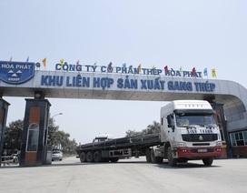 Thép Hòa Phát ghi thêm kỷ lục về sản lượng bán hàng