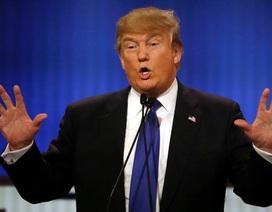 """Ông Trump """"tố"""" đảng Dân chủ bịa chuyện thông đồng với Nga"""