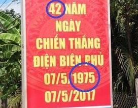 """Chiến thắng Điện Biên Phủ bị """"chuyển"""" đến năm... 1975 (!?)"""