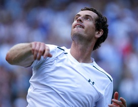 """Wimbledon: Murray """"rửa hận"""" thành công trước Fognini"""