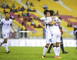 U22 Thái Lan 1-0 U22 Đông Timor: Chiến thắng nhọc nhằn