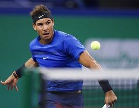 Vượt qua Dimitrov, Nadal vào bán kết Thượng Hải Masters