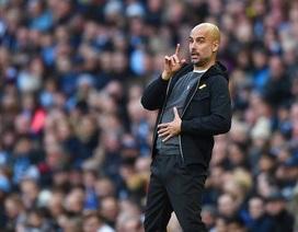 Leicester  - Man City: Kỷ lục vẫy gọi thầy trò Guardiola