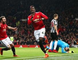 Man Utd 4-1 Newcastle: Đậm dấu ấn của Pogba