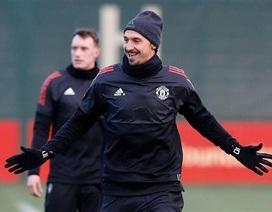 """Bất chấp giá lạnh, cầu thủ MU vẫn """"luyện công"""" đợi CSKA"""
