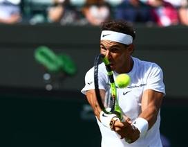 Wimbledon: Nadal thắng dễ dàng, Wawrinka lại gây thất vọng