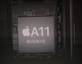 """""""Ngã ngửa"""" với ý nghĩa thực sự tên gọi của chip """"A11 Bionic"""" trên iPhone X"""