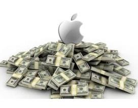 Apple trở thành công ty đầu tiên trong lịch sử có giá trị vượt mức 800 tỷ USD