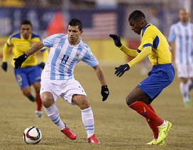 Ecuador - Argentina: Messi tỏa sáng ở trận cầu sống còn?