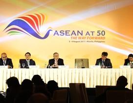 Việt Nam tham dự hội thảo kỷ niệm 50 năm ASEAN tại Philippines