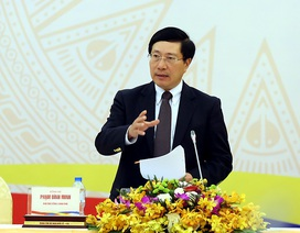 Phó Thủ tướng đề nghị các nước kiên định quan điểm về Biển Đông