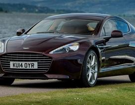 """Aston Martin khai tử """"nữ hoàng"""" Rapide động cơ V12"""