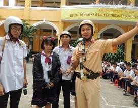 TPHCM: Hàng trăm học sinh bị đề nghị kỷ luật vì vi phạm an toàn giao thông