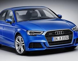 Audi A3 thế hệ mới sẽ ra mắt trong 2 năm tới