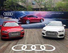 Audi A5 Sportback có mặt tại Việt Nam với sức mạnh động cơ mới