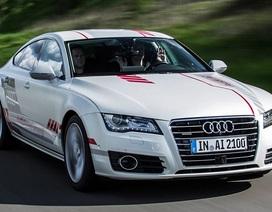Audi được cấp phép thử nghiệm xe tự lái tại New York