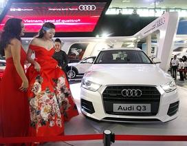 Triệu hồi Audi Q3 tại Việt Nam