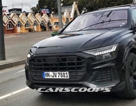 Audi Q8 lộ diện