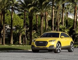 Audi Q4 sẽ ra mắt vào năm 2019