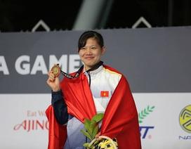 """Tú Chinh và Ánh Viên tranh giải """"Oscar thể thao"""" Việt Nam 2017"""